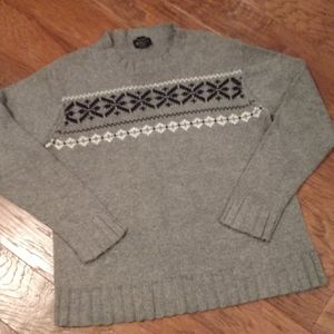 Nordic Style Winter Sweater 🎄